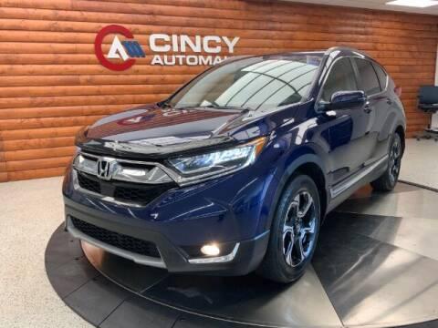 2017 Honda CR-V for sale at Dixie Motors in Fairfield OH