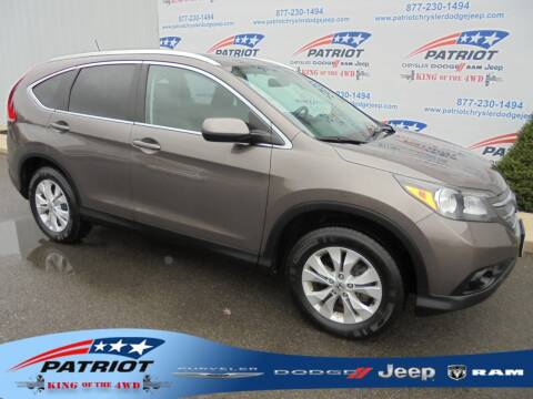 2014 Honda CR-V for sale at PATRIOT CHRYSLER DODGE JEEP RAM in Oakland MD