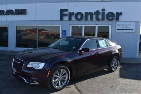 2021 Chrysler 300 for sale at Frontier Motors Automotive, Inc. in Winner SD
