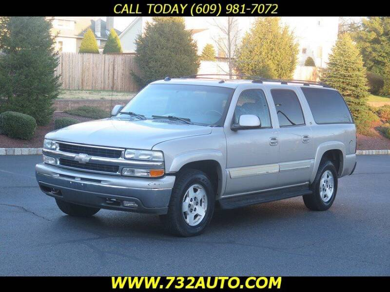 2004 Chevrolet Suburban for sale at Absolute Auto Solutions in Hamilton NJ
