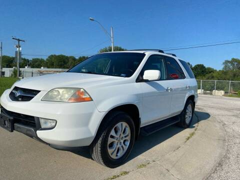 2003 Acura MDX for sale at Xtreme Auto Mart LLC in Kansas City MO