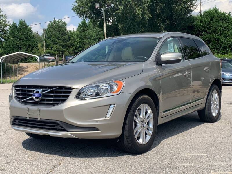 2015 Volvo XC60 for sale at GR Motor Company in Garner NC
