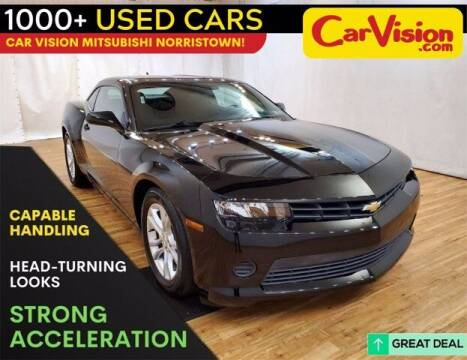 2015 Chevrolet Camaro for sale at Car Vision Buying Center in Norristown PA