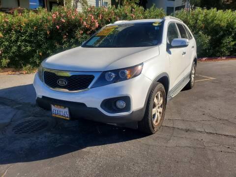 2013 Kia Sorento for sale at ALL CREDIT AUTO SALES in San Jose CA