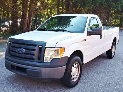 2011 Ford F-150 for sale at Weaver Motorsports Inc in Cary NC