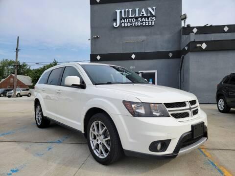 2015 Dodge Journey for sale at Julian Auto Sales, Inc. in Warren MI