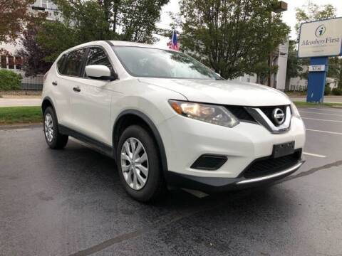 2016 Nissan Rogue for sale at Ataboys Auto Sales in Manchester NH