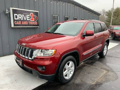 2012 Jeep Grand Cherokee for sale at Drive 1 Car & Truck in Springfield OH