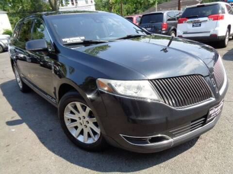2013 Lincoln MKT Town Car for sale at Yosh Motors in Newark NJ