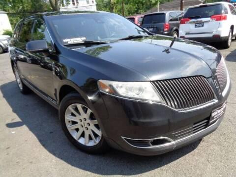 2013 Lincoln MKT Town Car for sale at Yosh Motors in Newark NJ