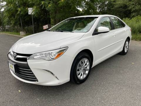 2017 Toyota Camry for sale at Crazy Cars Auto Sale in Jersey City NJ