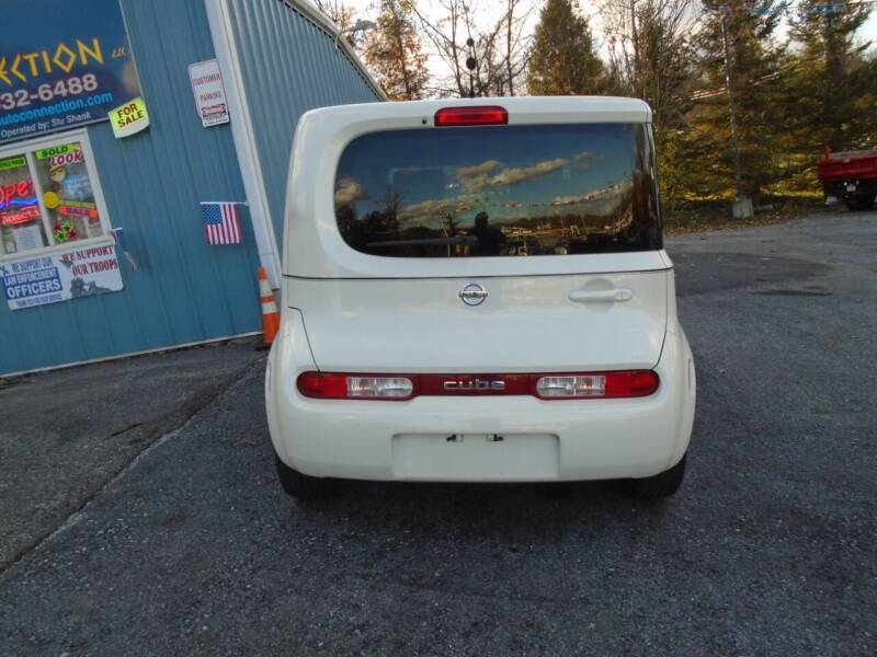 2010 Nissan cube 1.8 S 4dr Wagon 6M - Etters PA