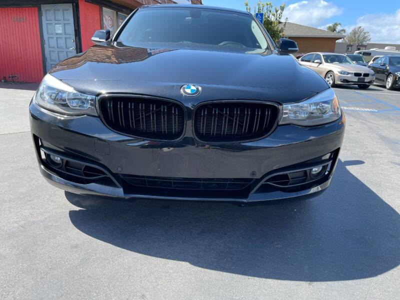 2015 BMW 3 Series for sale at CARSTER in Huntington Beach CA