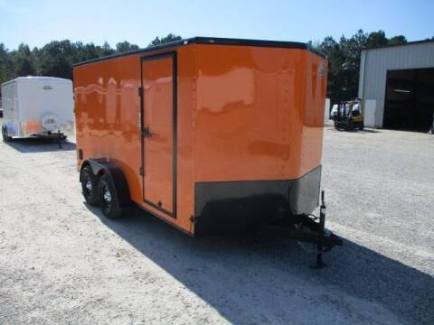 2022 Continental Cargo Sunshine 7x14 Vnose for sale at Vehicle Network - HGR'S Truck and Trailer in Hope Mills NC