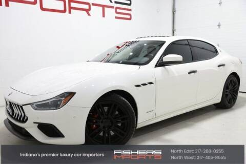 2018 Maserati Ghibli for sale at Fishers Imports in Fishers IN