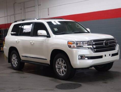 2021 Toyota Land Cruiser for sale at CU Carfinders in Norcross GA