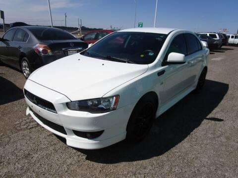 2011 Mitsubishi Lancer for sale at Cars 4 Cash in Corpus Christi TX