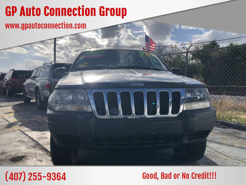 2003 Jeep Grand Cherokee for sale at GP Auto Connection Group in Haines City FL