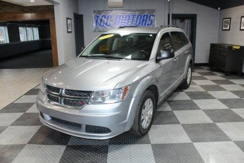 2016 Dodge Journey for sale at TCC Motors in Farmington Hills MI