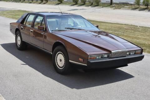 1985 Aston Martin Lagonda for sale at Gullwing Motor Cars Inc in Astoria NY