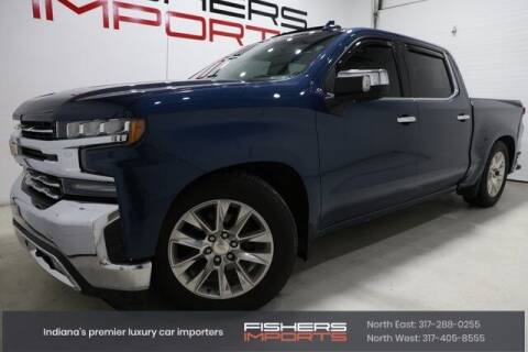 2019 Chevrolet Silverado 1500 for sale at Fishers Imports in Fishers IN