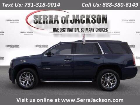 2017 GMC Yukon for sale at Serra Of Jackson in Jackson TN