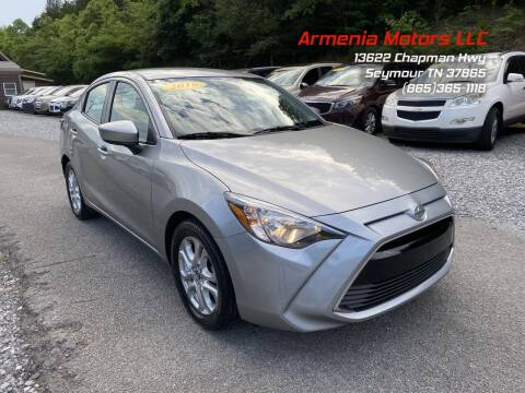 2016 Scion iA for sale at Armenia Motors in Seymour TN