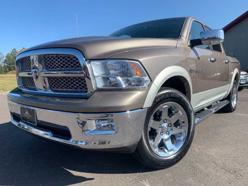 2009 Dodge Ram Pickup 1500 for sale at LUXURY IMPORTS in Hermantown MN