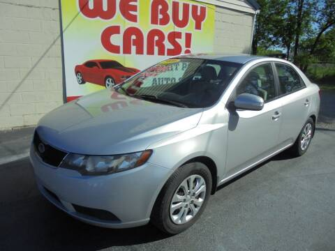 2010 Kia Forte for sale at Right Price Auto Sales in Murfreesboro TN