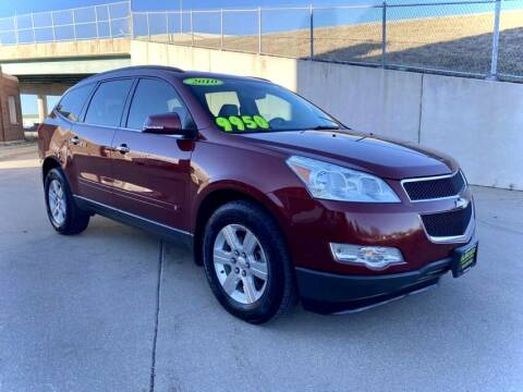 2010 Chevrolet Traverse for sale at Island Auto Express in Grand Island NE