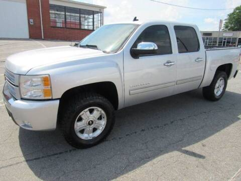2012 Chevrolet Silverado 1500 for sale at Atlanta's Best Auto Brokers in Marietta GA