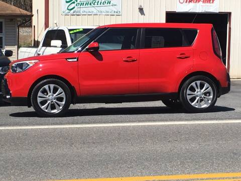 2016 Kia Soul for sale at THE AUTOMOTIVE CONNECTION in Atkins VA