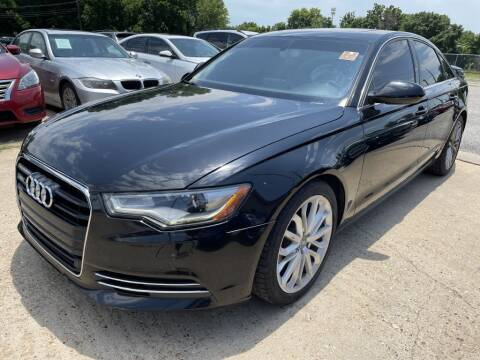 2012 Audi A6 for sale at Pary's Auto Sales in Garland TX