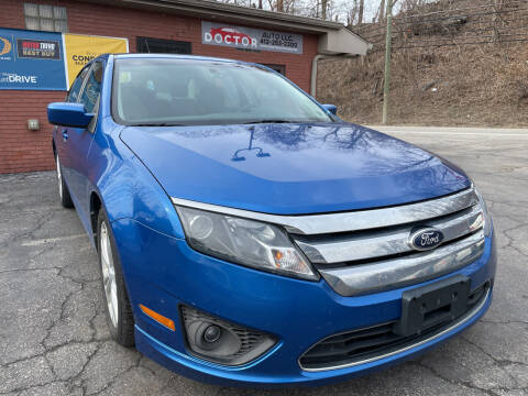 2012 Ford Fusion for sale at Doctor Auto in Cecil PA