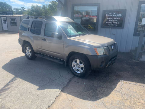 2008 Nissan Xterra for sale at Rutledge Auto Group in Palestine TX