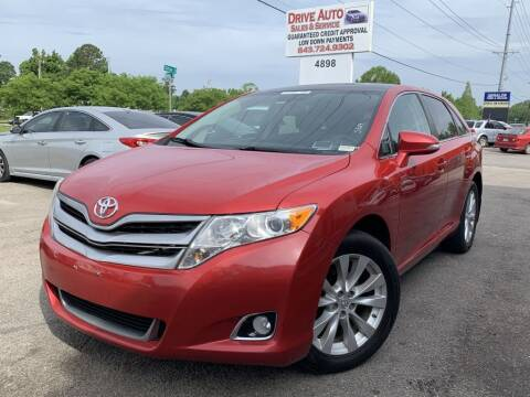 2014 Toyota Venza for sale at Drive Auto Sales & Service, LLC. in North Charleston SC