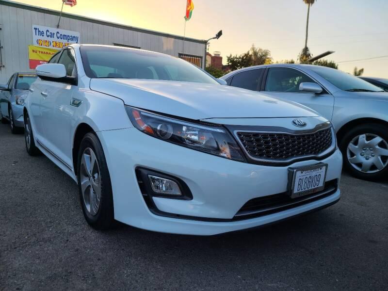 2016 Kia Optima Hybrid for sale in Richmond, CA