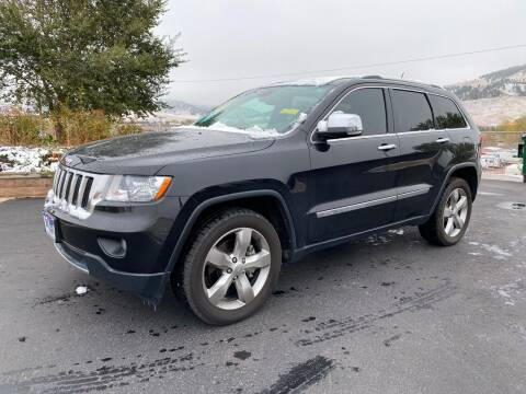 2012 Jeep Grand Cherokee for sale at Big Deal Auto Sales in Rapid City SD