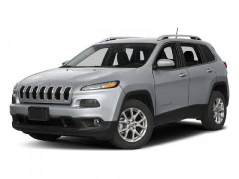 2016 Jeep Cherokee for sale at ACADIANA DODGE CHRYSLER JEEP in Lafayette LA