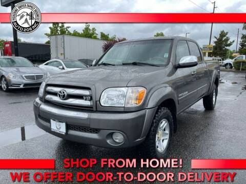 2006 Toyota Tundra for sale at Auto 206, Inc. in Kent WA