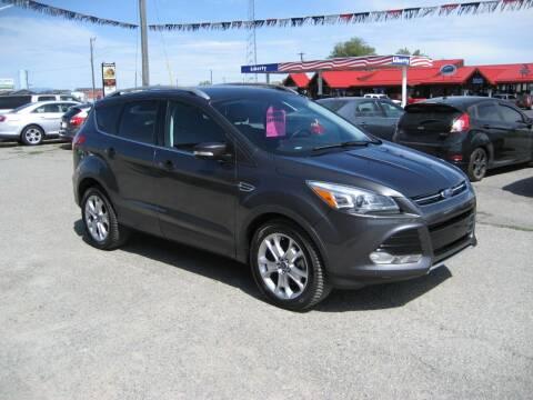 2015 Ford Escape for sale at Stateline Auto Sales in Post Falls ID