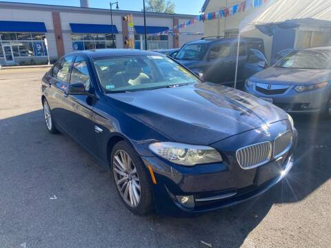 2011 BMW 5 Series for sale at Polonia Auto Sales and Service in Hyde Park MA