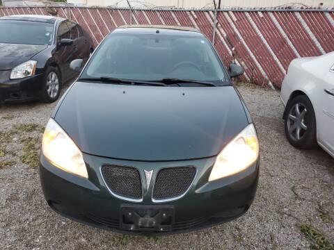2006 Pontiac G6 for sale at Straightforward Auto Sales in Omaha NE
