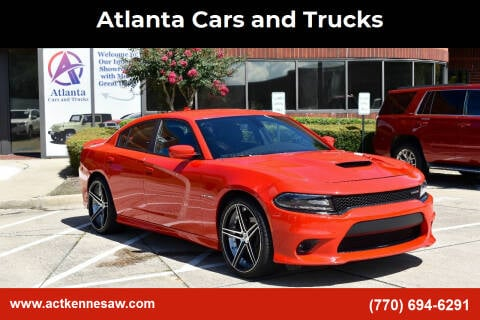 2020 Dodge Charger for sale at Atlanta Cars and Trucks in Kennesaw GA
