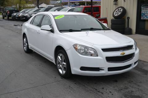 2009 Chevrolet Malibu for sale at Nick's Motor Sales LLC in Kalkaska MI
