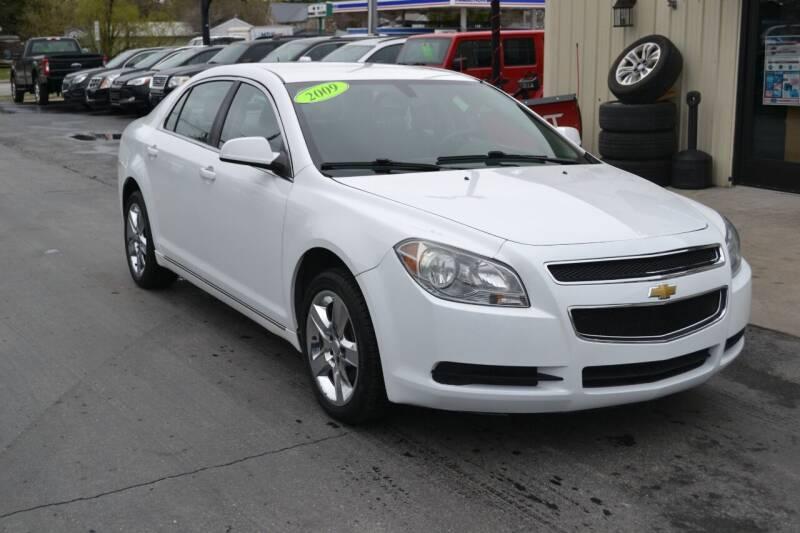 2009 Chevrolet Malibu for sale at Nick's Motor Sales LLC in Kalkaska MI