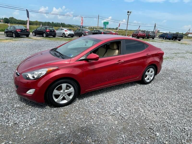 2012 Hyundai Elantra for sale in Martinsburg, WV