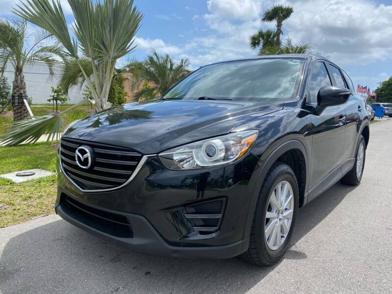 2016 Mazda CX-5 for sale at GCR MOTORSPORTS in Hollywood FL