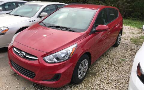 2017 Hyundai Accent for sale at Tommy's Auto Sales in Inez KY
