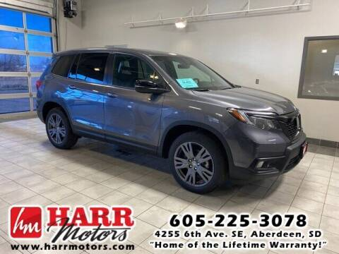 2021 Honda Passport for sale at Harr's Redfield Ford in Redfield SD